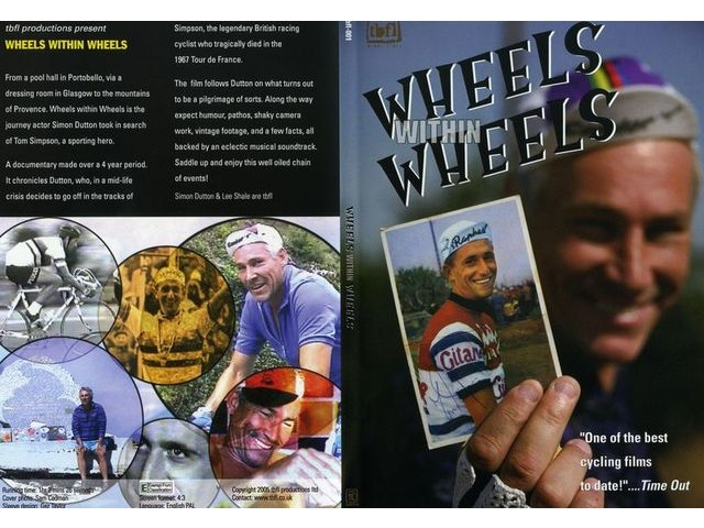 CYCLING DVD / TBFL PRODUCTIONS Wheels within Wheels click to zoom image