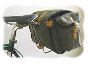 CARRADICE Nelson saddlebag click to zoom image