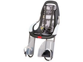 QUIBBEL Rear child seat Suzy black
