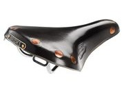 BROOKS SADDLES Team Professional 'S' chrome rails