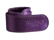 BROOKS SADDLES Trouser strap (unboxed)  Violet  click to zoom image