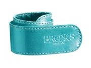 BROOKS SADDLES Trouser strap (unboxed)  Turquoise  click to zoom image