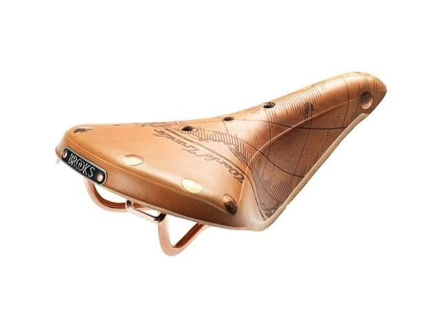 BROOKS SADDLES B17 Select World Traveller click to zoom image