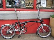 BROMPTON used bicycles